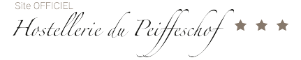Official website - Hostellerie du Peiffeschof - Hotel Restaurant